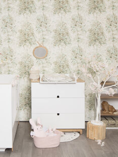 Chambre Cocoon Natalys blanche