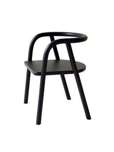Chaise rotin noire CHAI ROTIN NOIR / 21PCMB002PMO090