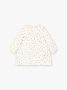 Robe imprimé en gaze de coton biologique DOMITILLE 468 2 / 21I129119N18005