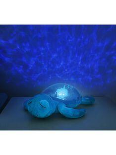 Veilleuse et peluche Turtle Aqua TURTLE AQUA / 18PCDC002LUM999