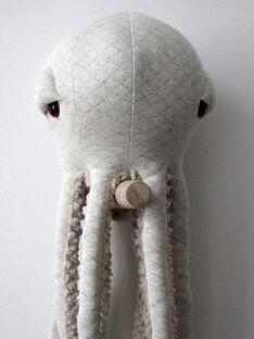 Peluche Poulpe Albino 60 cm POULP ALBINO 60 / 19PJPE012GPE999
