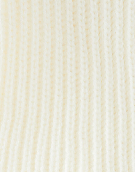 Cardigan Fille Vanille  BAMAYA 20 / 20IV2252N11114