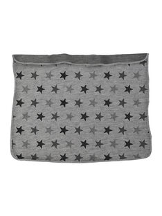 Couverture de voyage grise étoiles DOOKY BLANKET G / 15PBPO026AAP940
