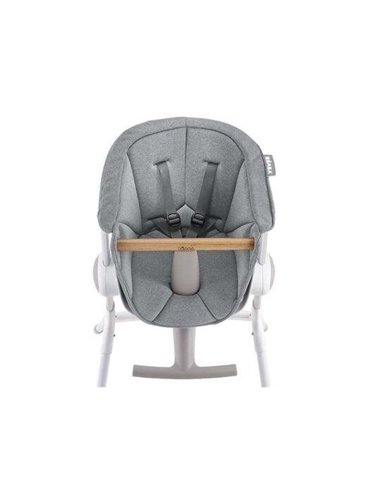 Assise de chaise haute Up & Down gris  ASSISE GRIS UP / 18PRR2005AMR940