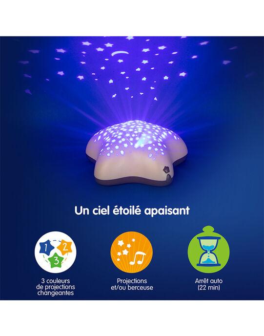 Luminaire projection étoile taupe PROJEC ETOI TAU / 14PCDC011LUM803