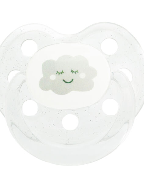 Sucette nuage 06 mois SU7 NUAGE 0 6 M / 20PRR1015SUC999