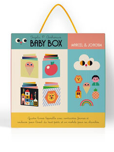 Livres en accordéon Baby Box BABY BOX / 18PJME015LIB999