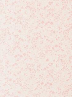 Housse de couette fille 75*110 cm rose imprimé floral  ALANICOUETTE 20 / 20PV5911N57114