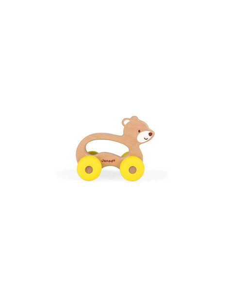 Ours à promener Babypop en bois OURS A PROMENER / 18PJJO005JBO999