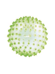 Balle sensorielle verte (dès la naissance) BAL SENS VERTE / 14PJJO010AJV600
