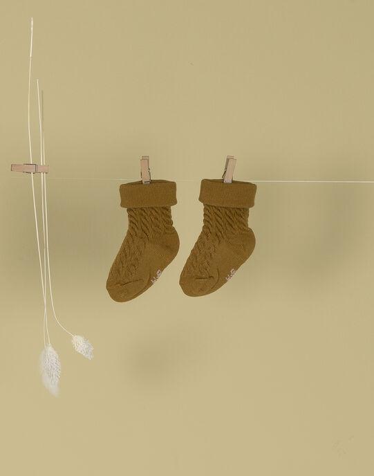 Chaussettes caramel mixtes TARAMELLE 19 / 19PV7022N47I806