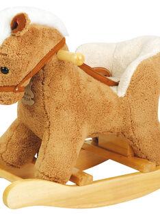 Cheval à bascule avec siège bébé CHEVAL BASCULE / 12PJJO005GJO999