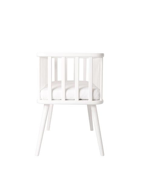 Berceau fantine blanc 40x80cm FAN BLANC 40X80 / 21PCMB003BEC000