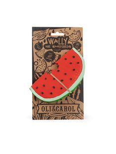 Jouet de dentition Wally la pastèque DEN WALY PASTEQ / 21PJJO013DEN999
