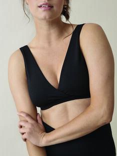 Soutien-gorge de grossesse & allaitement Lyoboob noir LYOBOOB NOIR / PTXW2712N45090