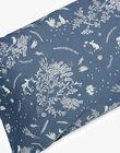 Taie d'oreiller bleu horizon imprimée mixte  RENATO-EL / PTXQ6417N86216