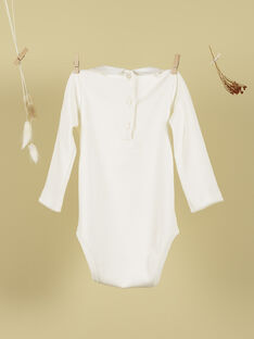 Body col claudine beige fille TUANETTE 19 / 19VV2273N29114