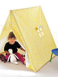 Tente feuilles jaunes TENTE JAUNE / 16PCMB008PMO010