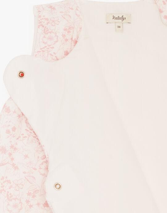 Gigoteuse fille imprimé floral  ALANIBULETTE 20 / 20PV5913N66114