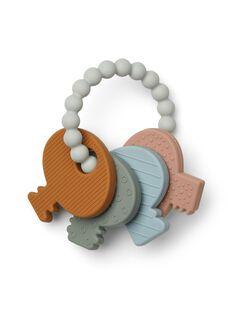 Anneau de dentition silicone clés Kay ANN DEN CLE KAY / 21PJJO008DEN999