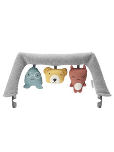 Jouet Soft Friends pour transats Babybjörn (Bliss) SOFT FRIENDS / 19PJJO002AJV999