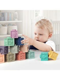 Cubes éducatifs CUBES EDUCATIFS / 19PJJO012AJV999