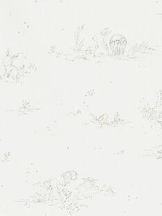 Bavoir vanille et imprimés mixte TABAVOIR 19 / 19PV5921N72114