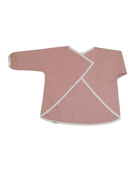 Tablier blouse chambray rose 1 3 ans TABLIE ROSE 1 3 / 21PRR2004BVR030