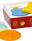 Tourne-disques Fisher Price multicolore TOURNE DISQUE F / 13PJJO039AJV999