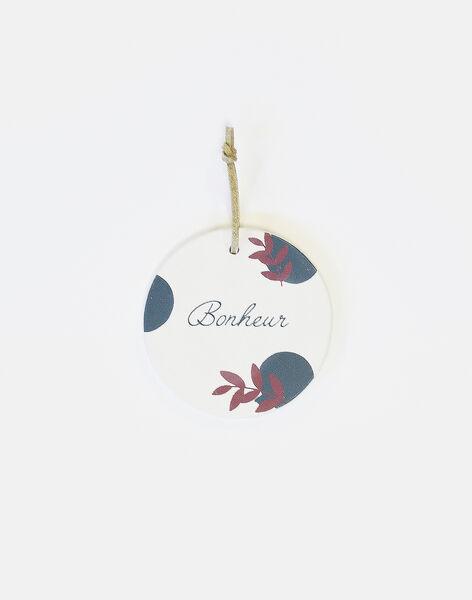 Medaillon ceramique bonheur MEDAILLON BONHE / 20PCDC014DMU999