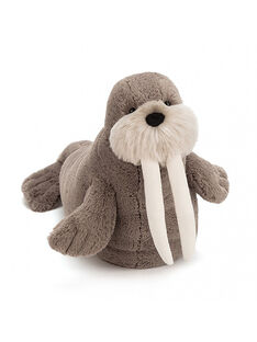 Peluche Morse Willie 40 cm MORSE WILLIE / 18PJPE011MPE999