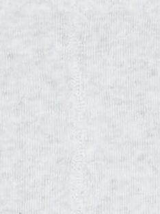 Collant fille gris chiné moyen  ALAORA 20 / 20VU6011N46J922
