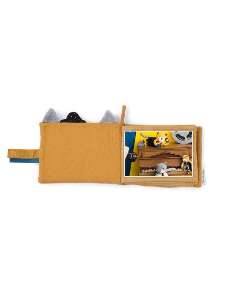 Album photo textile les moustaches moulin roty A PHOTO MOUSTAC / 20PCDC001APD999