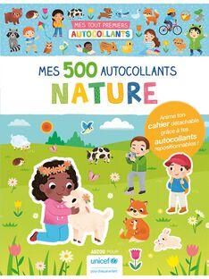 Mes 500 autocollants nature 500 AUTO NATURE / 21PJME006LIB999
