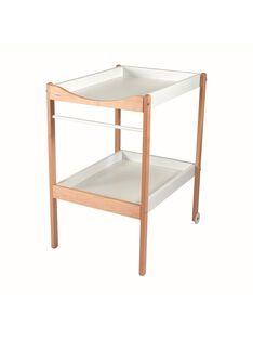 Table a langer hybride blanc TABLE LANG HYB