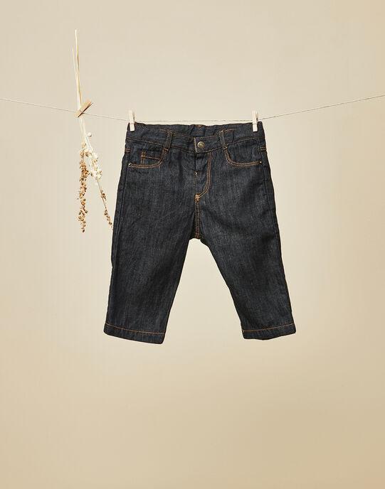 Pantalon denim brut bébé garçon  VALTER 19 / 19IU2012N03090
