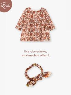 Robe imprimé block print DEBORA 21 / 21IU1919N18003