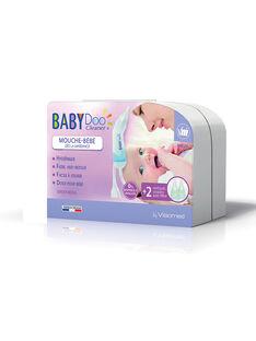 Mouche-bébé par aspiration 0-3 ans BabyDoo Cleaner MOUCHE BB ASPIR / 18PSSO035AHY999