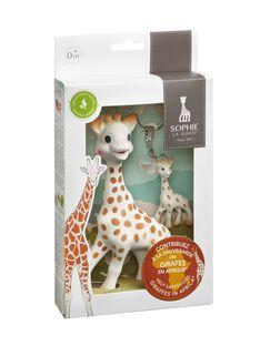 Coffret sauvegardons les girafes COFF SAUV GIRAF / 21PJJO016AJV999