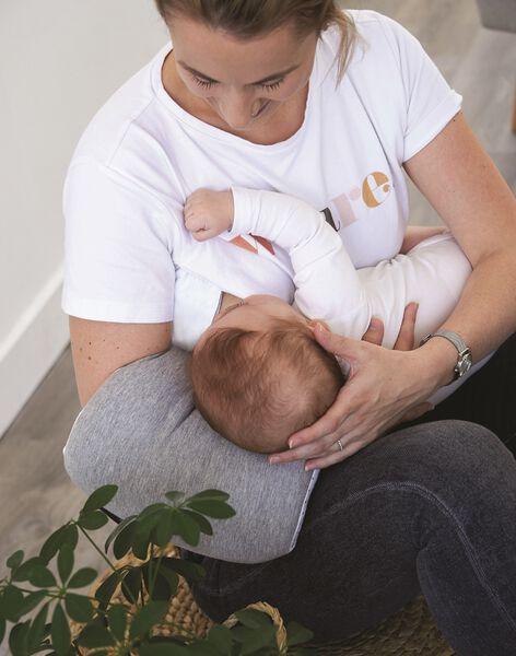 Brassard d'allaitement jersey gris chine BRAS ALAIT GRIS / 21PRR1011AAL943