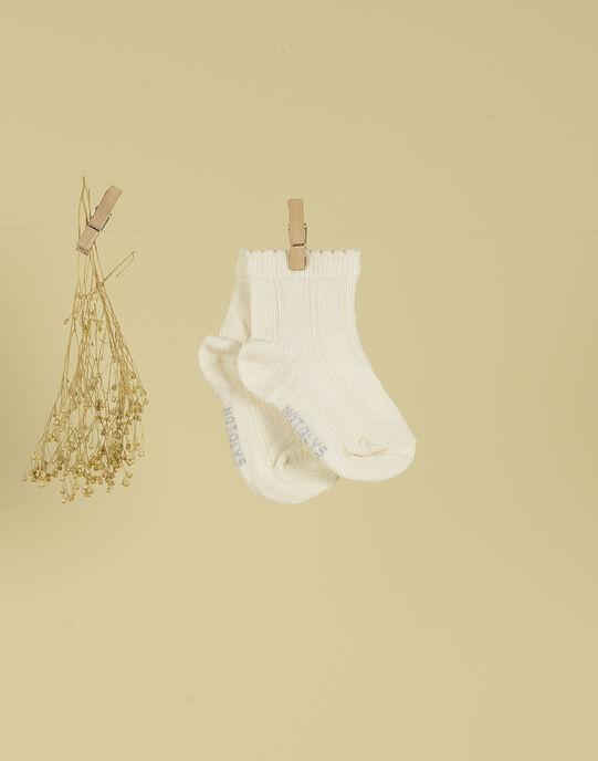 Collants indigo fille TOLEANIA 19 / 19VU6021N47114