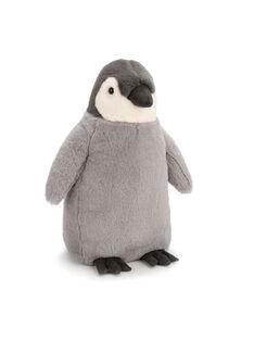 Peluche Percy le pingouin Jellycat gris 36 cm dès la naissance PINGOUIN 36CM / 19PJPE002MPE999