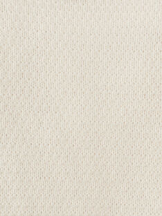 Gilet mixte vanille en coton ACHILLE 20 / 20PV2411N12114