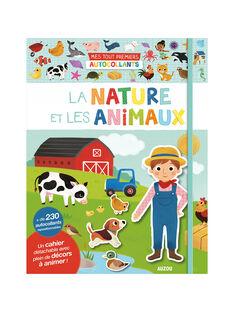 Autocollants la nature et les animaux AUTOCOL NAT+ AN / 20PJME023LIB999