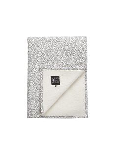 Couverture Indian Dream Mies & Co noire et blanche 70x100 cm 0-6 mois COUV INDIAN DRE / 19PCTE003DEL999