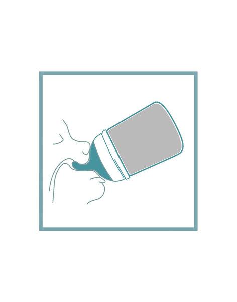 Biberon anti-colique débit lent 180 mL BIB ANTICOL 180 / 18PRR1018BIB999