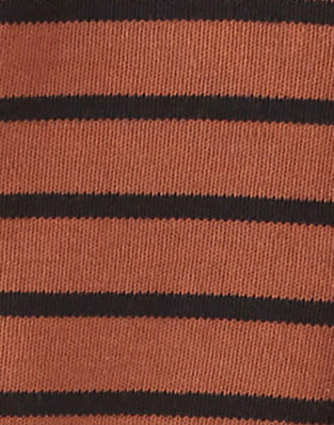 Tee Shirt Manches Longues Orange BRIGHTON 20 / 20IU20C1N0F408