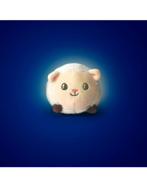 Peluche lumineuse shakies mouton SHAKIES MOUTON / 20PCDC002LUM999