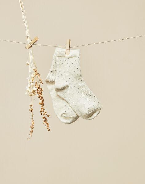 Chaussettes chinées bébé garçon  VARLY 19 / 19IU6111N47A010