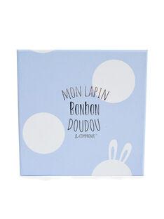 Peluche Lapin Bonbon bleu 30 cm LAPIN BONBON BL / 09PJPE007PPE999